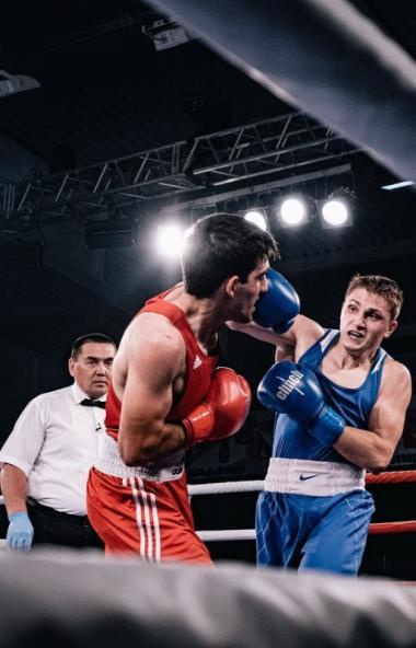 Южноуральские спортсмены отличились на командном Кубке России по боксу в составе сборной Уральско