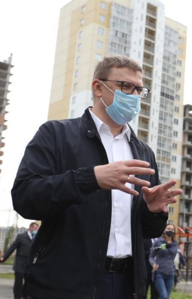 Губернатор Челябинской области Алексей Текслер посетил Челябинский государственн