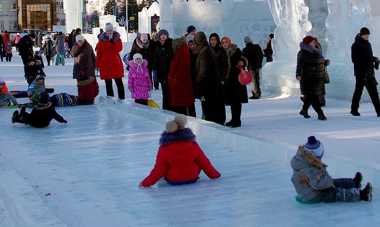 В субботу, второго января, в Челябинской области ожидается облачная погода с прояснением, местами