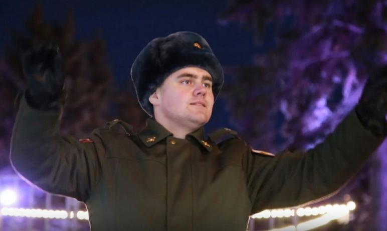 Дирижер оркестра челябинского управления Россгвардии Иван Кузнецов стал лауреатом всероссийского