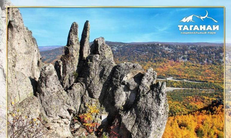 Красоты национального парка «Таганай» в Златоусте (Челябинская область) поместили на открытку. К