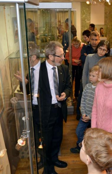В Челябинске нынешней осенью Исторический музей совместно с Южно-Уральским государственном
