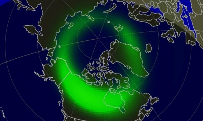 Сегодня, 10 декабря, до Земли добралось облако плазмы, выброшенное вечером седьмого декабря во вр
