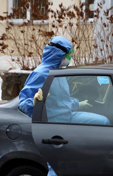 С воскресенья, 25 октября, врачи Челябинской области будут выезжать на вызовы на специальных авто