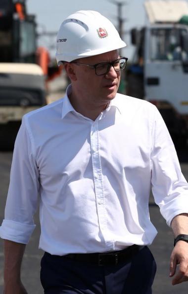Губернатор Алексей Текслер проинспектировал завершение строительства двух важных дорожных объекто