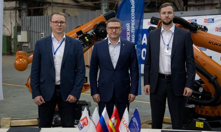 Челябинская область может стать ведущим регионом в стране по производству промышленных роботов-ма