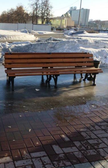 В пятницу, 20 марта, в Челябинской области ожидается облачна погода с прояснениями, пройдет мокры