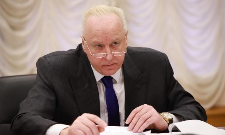 По поручению председателя Следственного комитета России Александра Бастрыкина организована провер