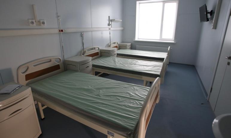 В Челябинской области наращивают число коек для лечения пациентов с новой коронавирусной инфекцие