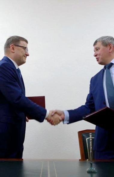 Губернатор Челябинской области Алексей Текслер предложил ПАО «Мечел» ускорить сроки реализации че