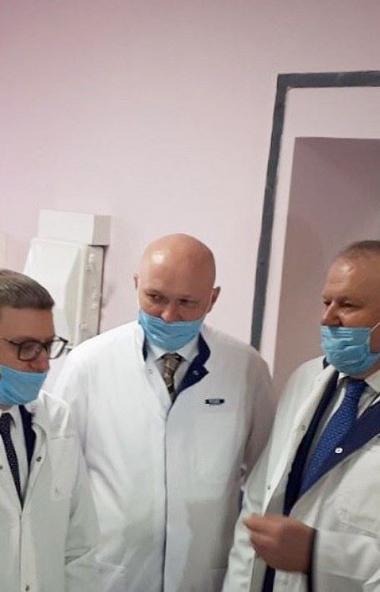 В Челябинской области все имеющиеся на сегодня инфекционные койки для лечения пациентов с коронав