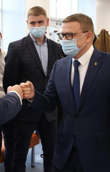 В четверг, 12 ноября 2020 года, новый Челябинский инфекционный центр, возведенный в рекордно коро