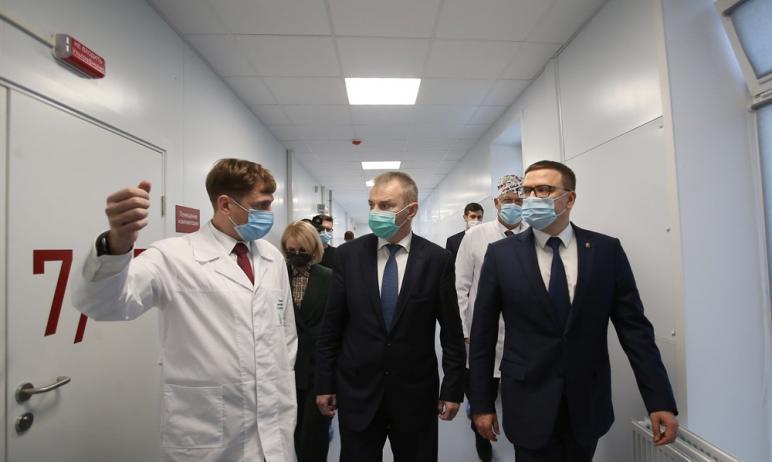 В Челябинской области направят порядка 58 миллионов рублей на усиление мощностей лабораторий, где