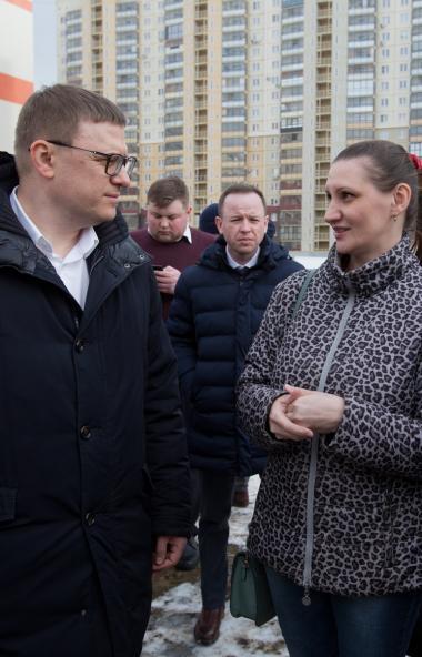 В Челябинской области намерены решить традиционную для многих городов проблему – строительство со