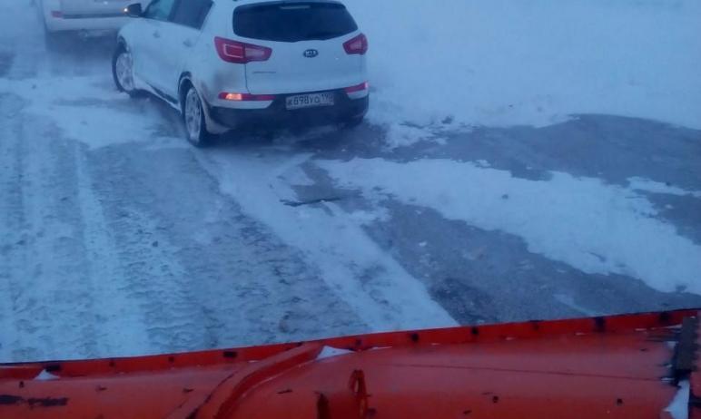 В трех муниципальных образованиях Челябинской области затруднен проезд по дорогам регионального з