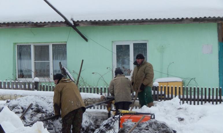В Нязепетровске (Челябинская область) уже больше недели остаются без централизованного теплоснабж