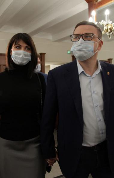 Вечером в пятницу, 18 сентября, губернатор Челябинской области Алексей Текслер вместе с супругой