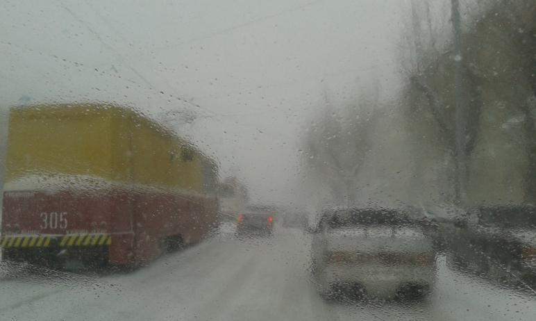 Метель и снегопад добрались еще до одного муниципального образования Челябинской области - Нагайб