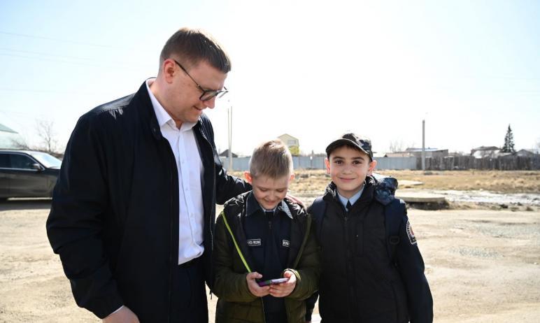 В микрорайоне Чурилово Челябинской городского округа в 2021 году построит часть дороги к школе. А