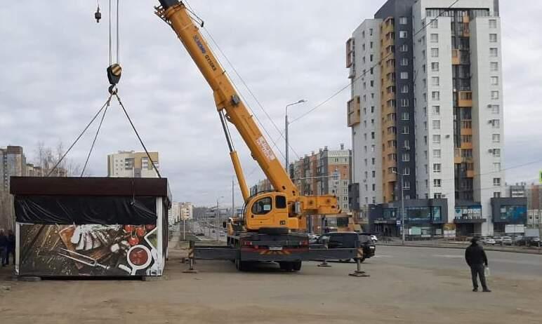 В Челябинске за минувшую неделю в рамках реализации проекта «Формирование комфортной городской ср