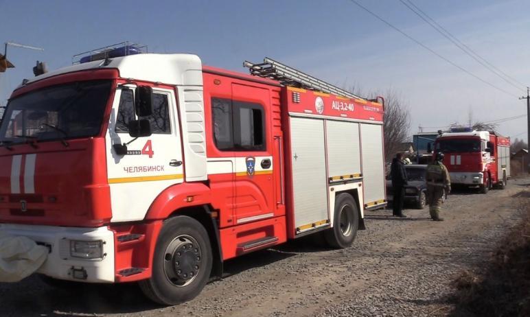 В отдельных районах Челябинской области в выходные и понедельник сохраняется высокая пожарная опа