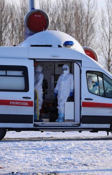 В Магнитогорске (Челябинская область) закрыли на двухнедельный карантин подъезд многоквартирного