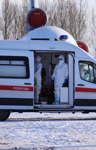 У шести сотрудников медицинских учреждений в Златоусте (Челябинская область) - станции скорой пом