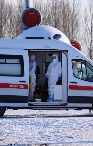 За последние сутки в России официально подтверждено 658 новых случаев коронавирусной инфекции COV