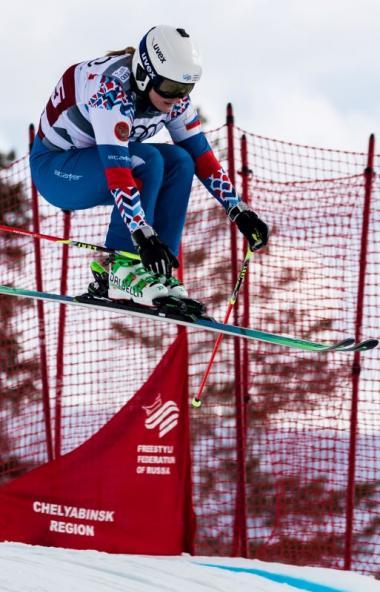 В Челябинской области состоялся этап Кубка мира по фристайлу в дисциплине ски-кросс, ставший уже