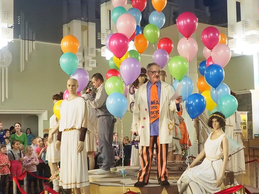 В Златоусте , в театре «Омнибус», в один деньпрошло сразу два события, посвящённые Году театра и