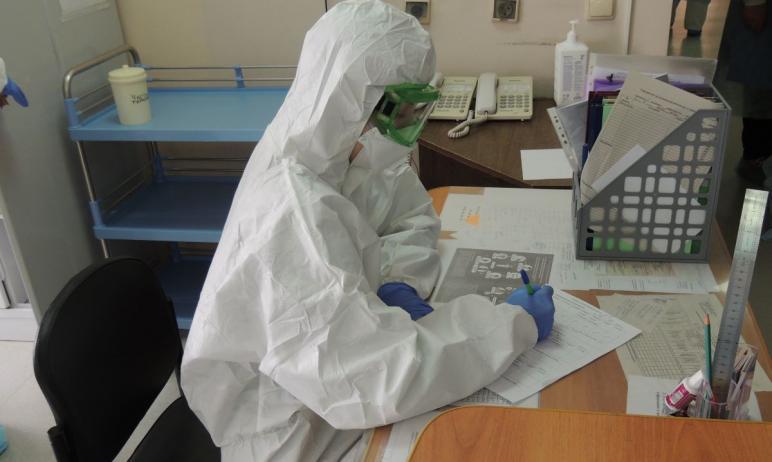 В Челябинской области за прошедшие сутки выявлен 131новый заболевший коронавирусной инфекцией COV