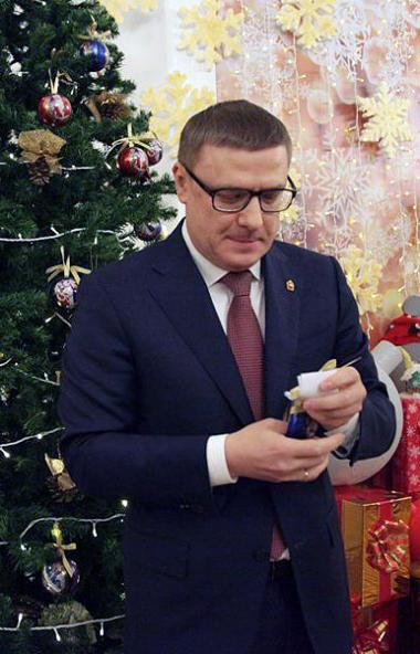 В большинстве школ Челябинской области начались новогодние каникулы. Губернатор Алексей Текслер с