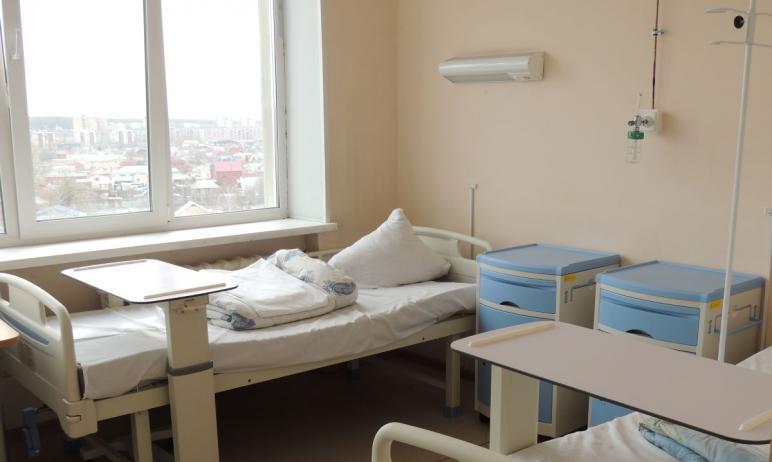 С четверга, восьмого июля, в городской больнице Копейска (Челябинская область) появится 120 коек