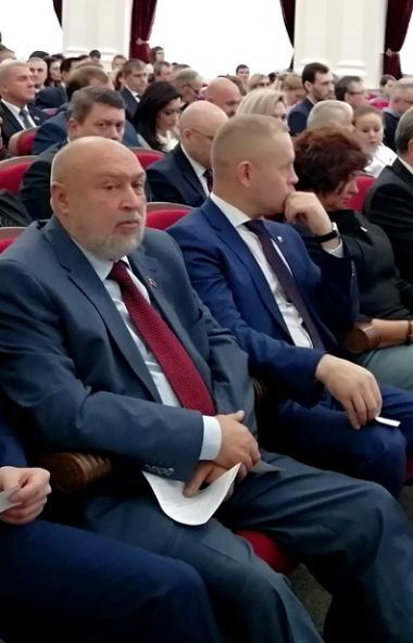 Челябинское региональное отделение партии «Единая Россия» провело кадровую «перезагрузку» региона