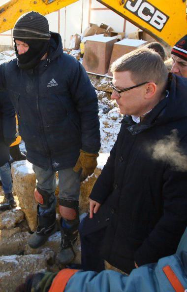 В военном городке Чебаркуля (Челябинская область) завершились работы по подключению домов к новой