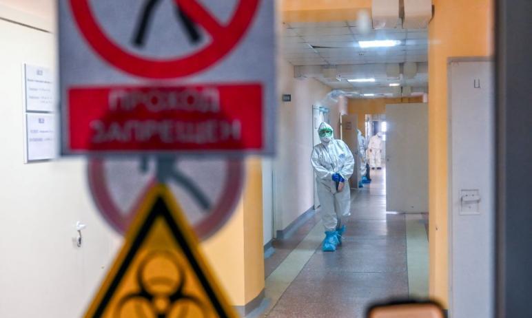 В Челябинской области увеличивается число регистрируемых ковидных пневмоний и регистрируется рост