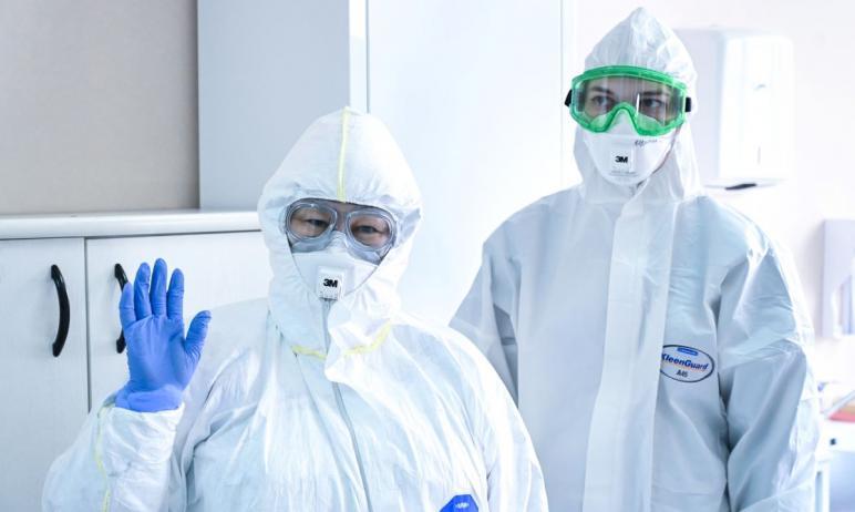 В Челябинской области выросло число свободных коек, предназначенных для лечения пациентов с новой