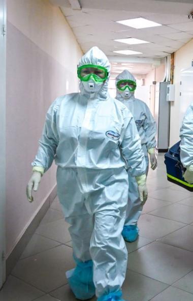 В Катав-Ивановском муниципальном районе (Челябинская область) за сутки число случаев коронавирусн