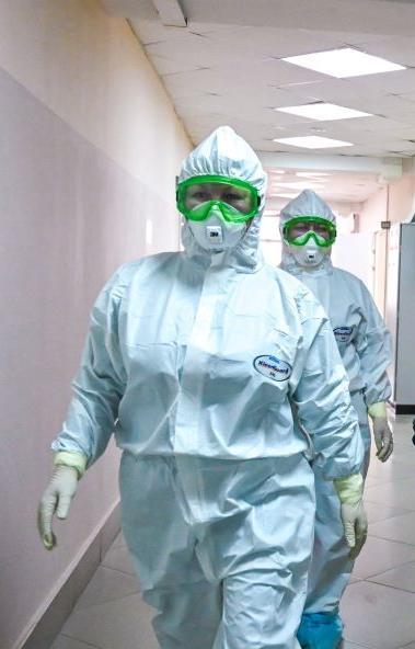 В областной клинической больнице №3 Челябинска (больнице скорой помощи) выявлены новые случаи кор
