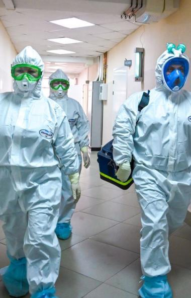 В Красноармейском районе (Челябинская область) резко ухудшилась ситуация по коронавирусной инфекц
