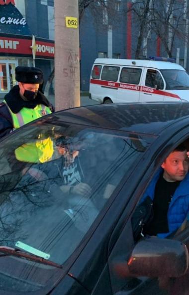Сотрудники полиции Челябинской области ориентированы на выявление режима самоизоляции теми гражда