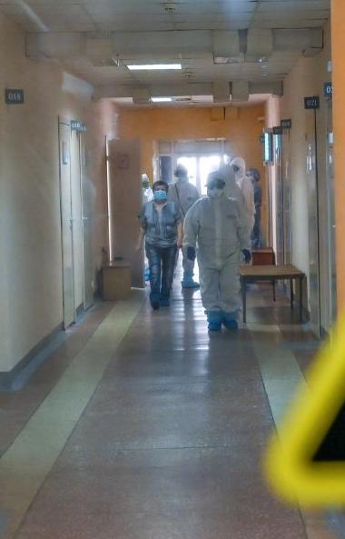 В России за прошедшие сутки выявлено 6 тысяч 635 заболевших новой коронавирусной инфекции COVID-1