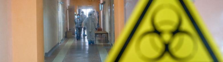 За сутки умерло пять пациентов с ковидом в Челябинске, Миассе, Кусе и Магнитогорске