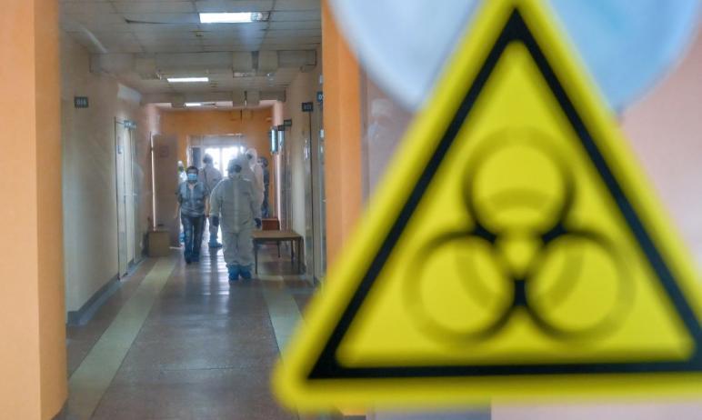 В Челябинской число за время пандемии скончалось две тысячи 250 пациентов с коронавирусной инфекц