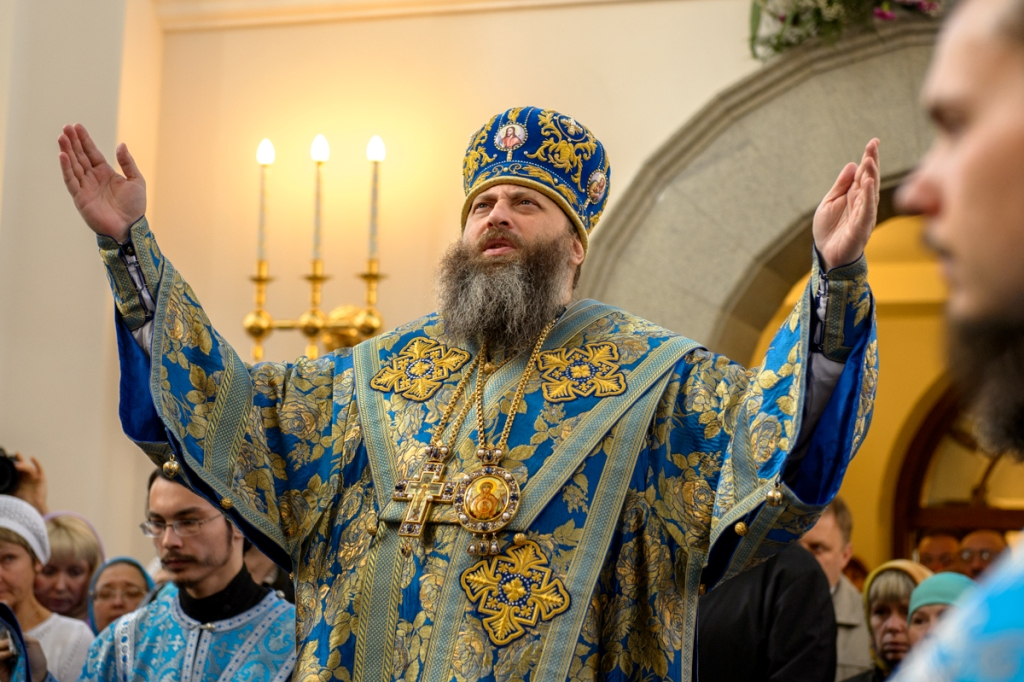 В этом году светлый праздник Покрова совпал с пятилетием освящения храмового комплекса, знакового