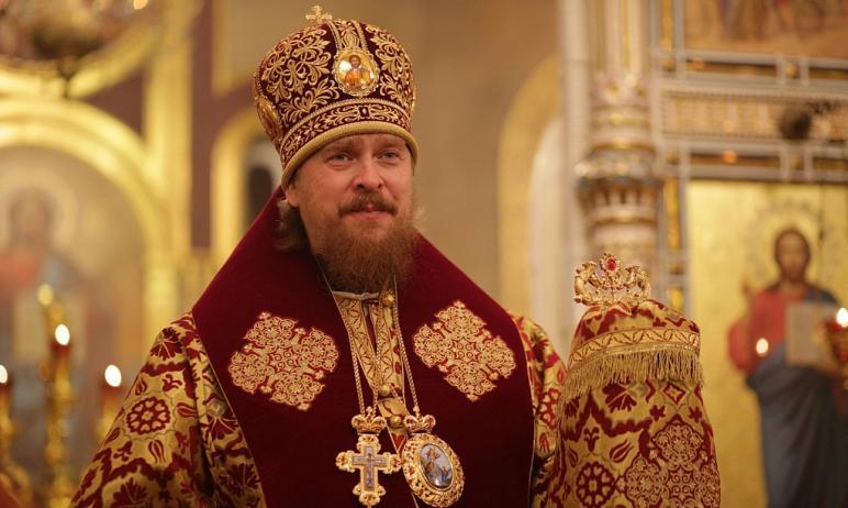 В ночь на второе мая 2021 года в Свято-Симеоновском кафедральном соборе Челябинска состоялись тор