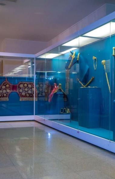 В Государственном историческом музее Южного Урала открылась выставка уникальных памятников восточ