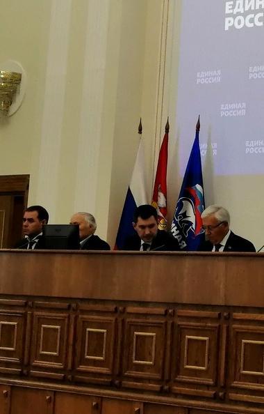 Челябинское региональное отделение партии «Единая Россия» обновило состав президиума региональног