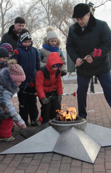 Местное отделение партии «Единая Россия» провело воспитательную работу с подростками, которые под