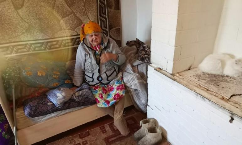 В Кунашакском районе Челябинской области непринятие мер по переселению 92-летнего ветерана труда